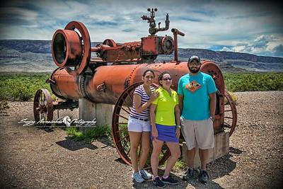 O'l Steam Engine