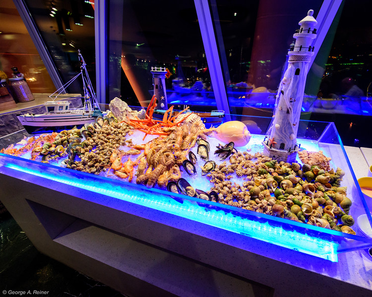 Now THAT's a Raw Bar...