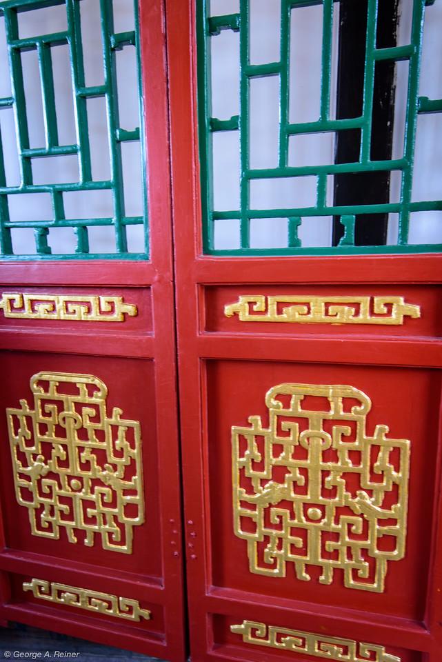 door detail...