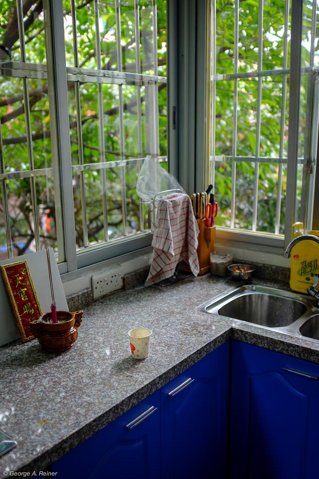 Remainder of Vince's kitchen