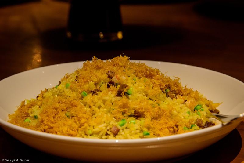 Fried rice...