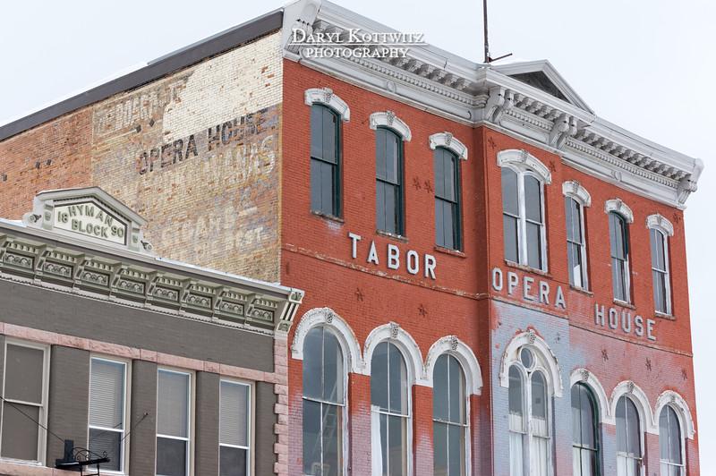 Tabor Opera House