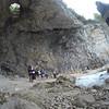 Kayak cave