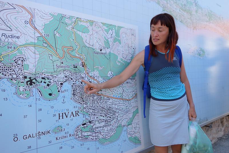 Town of Hvar