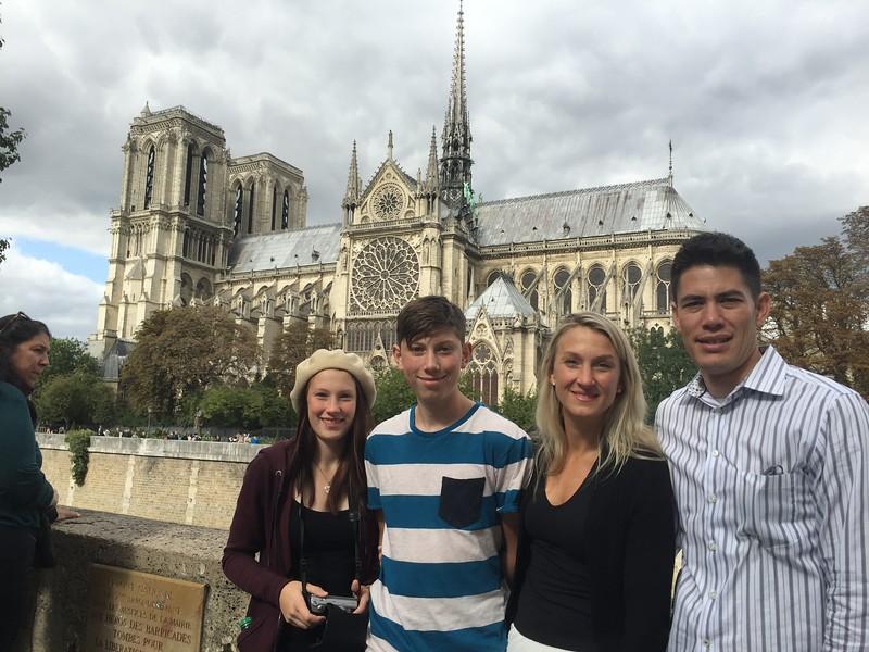 2015 Europe Trip - Paris