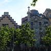 More architecture by Antoni Gaudi.