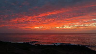 Sunrise at the Point at Poipu