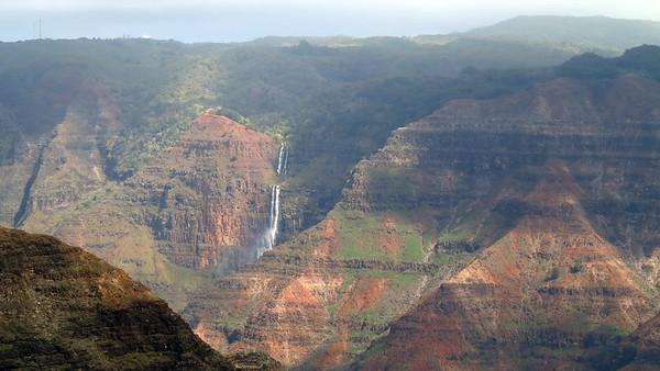 Waipo'o Falls Waimea Canyon