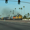 As I left Sun City, Arizona...took a shot of a smokey coming through Sun City!
