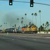 As I left Sun City, Arizona...took a shot of a smokey coming through Sun City!