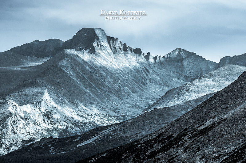 Longs Peak Undressed