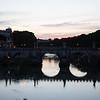 Tiber at dawn