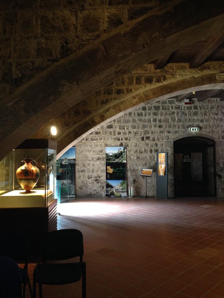 Vulcis Abbey Museum