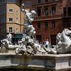 Bernini's fountain.