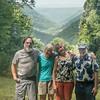 Greg, Katie, Leslie, Bruce
