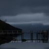 Moody skies, Endeavor Inlet
