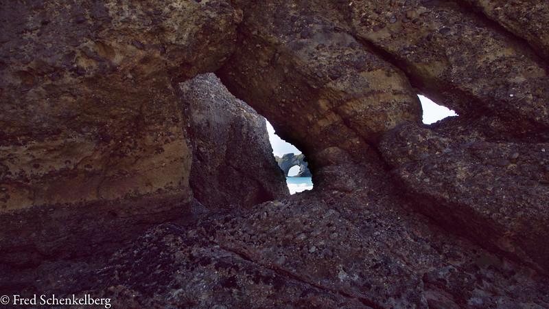 Arches of Wharariki Beach