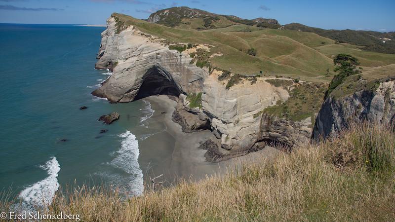 Bluffs of Cape Farewell