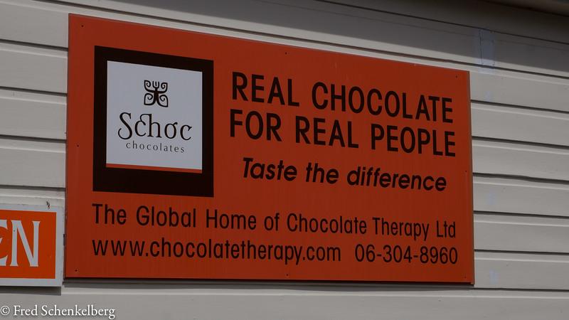 Schoc Chocolates, Greytown