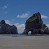 Archway Islands of Wharariki Beach