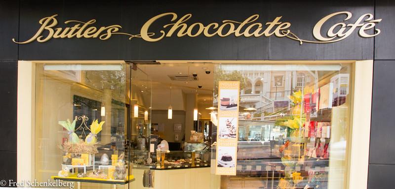 Butler's Chocolate Cafe, Wellington
