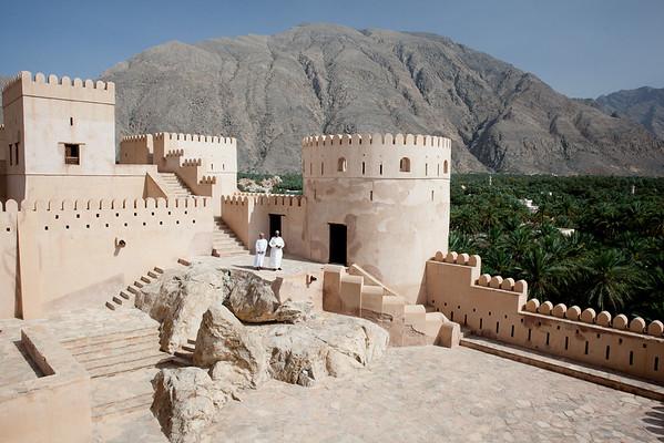2015 Oman & UAE