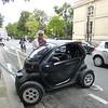 Car2Go Paris style