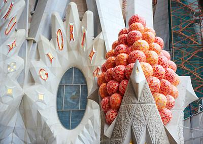 2015 Barcelona - La Sagrada Familia - Exterior 3