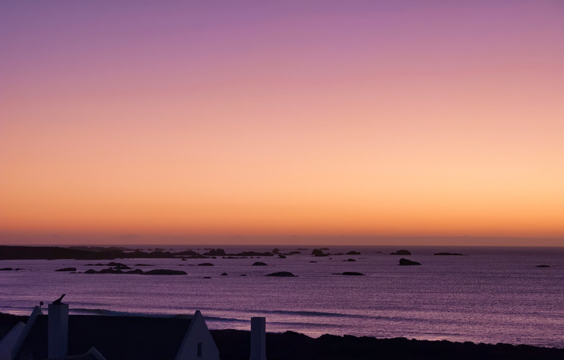 Sunset in Paternoster