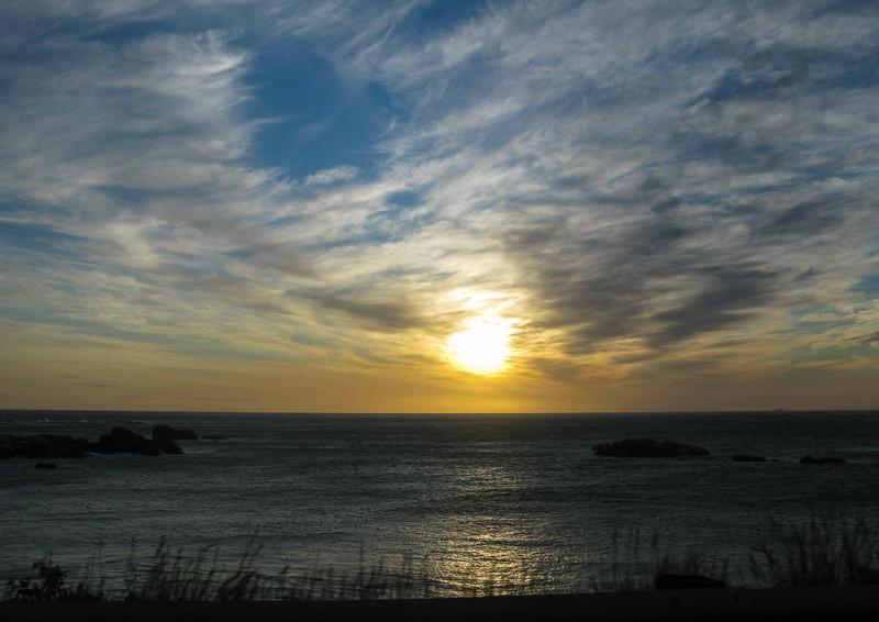 Sunset - Chapman's Peak Drive