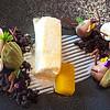 Delaire Graff lunch<br /> Dessert: Passion fruit and chocolate: passion fruit semifreddo, manjari ganache,pistachio madeleine, tonka bean gel & olive oil gelato