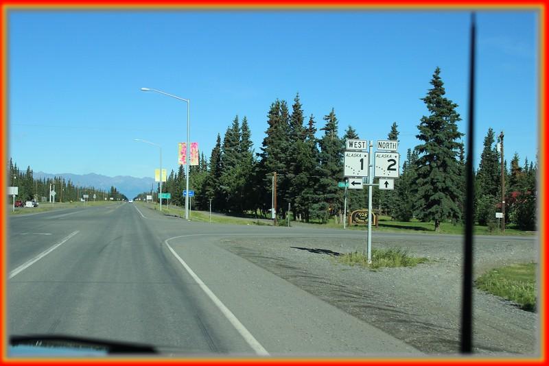 Alaska 1/2 Highway