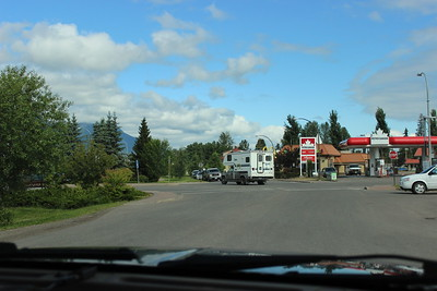 June 21,2015..Day3 Leaving Smithers BC,Canada...heading for Steward ,BC,Canada.