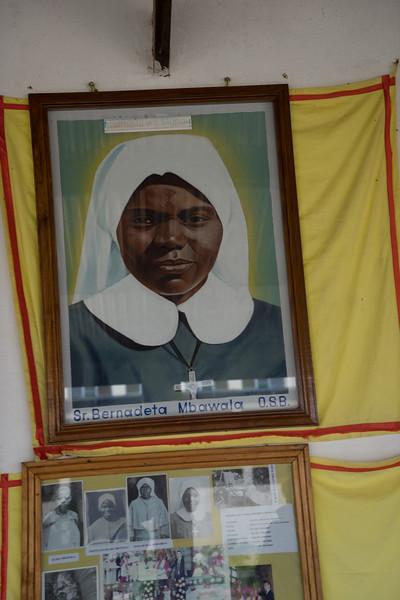 Founder Sr Bernadeta Mbawala