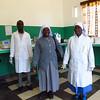 Imiliwaha laboratory staff