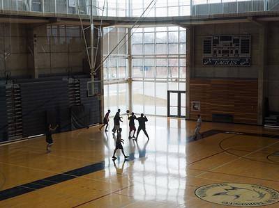 Basketball at UTM