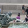 Mermen and Dolphin Fountain (Trafalgar Square)