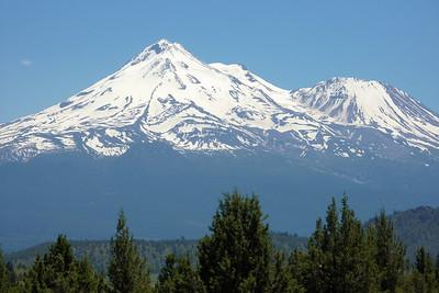 Mt Shasta  6/2015
