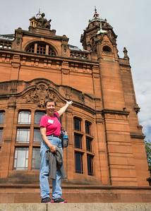 Around Glasgow - Kelvingrove Art Gallery and Museum