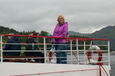 Loch Lomond Cruise - Melissa