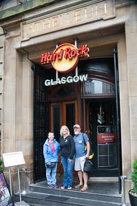 Around Glasgow - Hard Rock with Melissa and Richard
