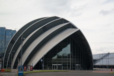 Around Glasgow - Clyde Auditorium