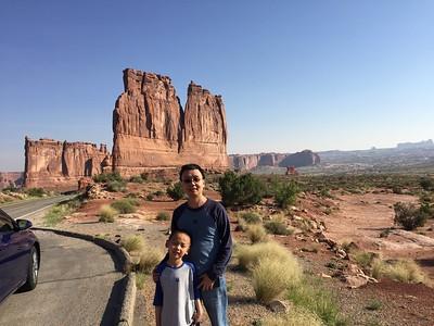 2015-Utah-Arches Natl Park