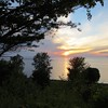 Sunset over Lake Michigan, Sunset Park, Petoskey, MI