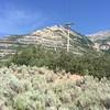 Onward through Provo Canyon.