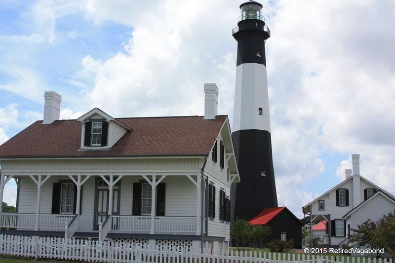 Tybee Island Lighthouse Georgia