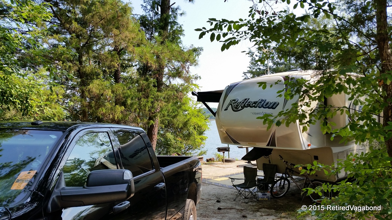 Campground Winfield