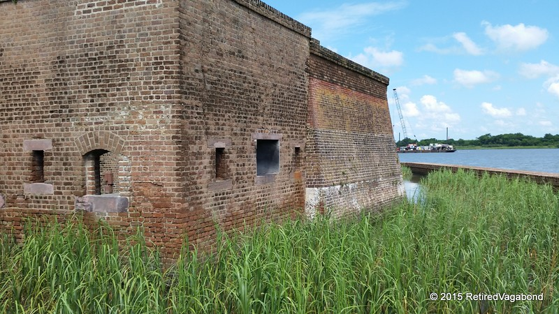Fort Jackson - Savannah Georgia