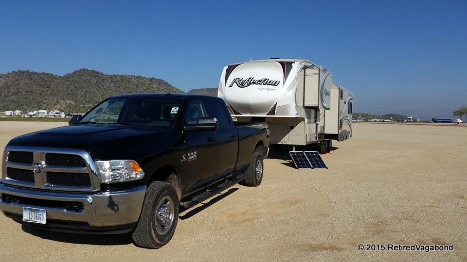 Dry Camping Lake Pleasant
