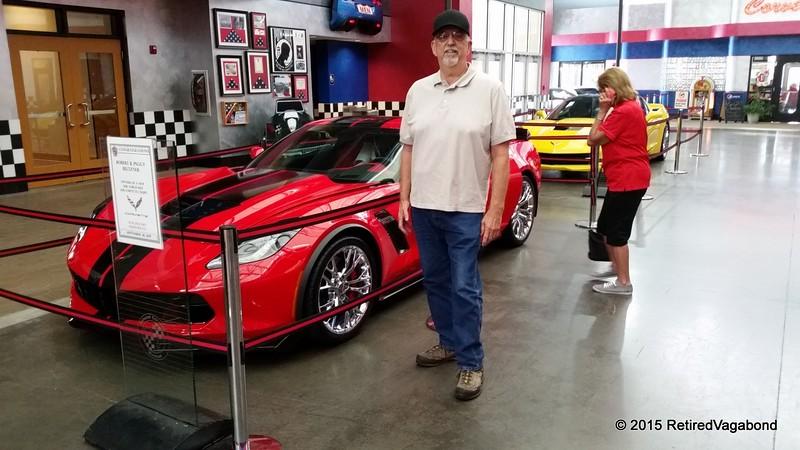 National Corvette Museum Kentucky